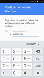 Crea una cuenta - Samsung Galaxy S7 - G930 - Passo 7