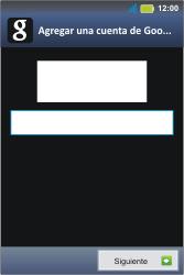 Crea una cuenta - Motorola MotoSmart Me  XT303 - Passo 17