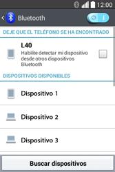 Conecta con otro dispositivo Bluetooth - LG L40 - Passo 6