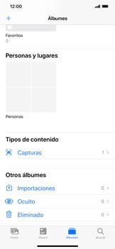 Tomar una captura de pantalla - Apple iPhone 11 - Passo 6