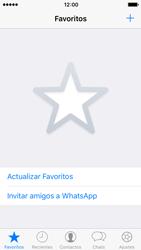 Configuración de Whatsapp - Apple iPhone 5s - Passo 14