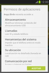 Instala las aplicaciones - Samsung Galaxy Fame GT - S6810 - Passo 18