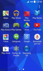 Uso de la navegación GPS - Samsung Galaxy Core Prime - G360 - Passo 3