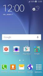 Transferir fotos vía Bluetooth - Samsung Galaxy J5 - J500F - Passo 1