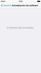 Actualiza el software del equipo - Apple iPhone 5c - Passo 8
