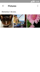 Transferir fotos vía Bluetooth - Motorola Moto C - Passo 6