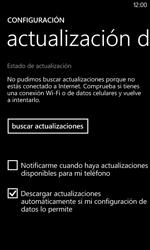 Actualiza el software del equipo - Nokia Lumia 820 - Passo 6