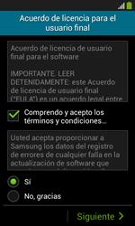 Activa el equipo - Samsung Galaxy Trend Plus S7580 - Passo 7