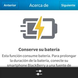 Configura el hotspot móvil - BlackBerry Q5 - Passo 9
