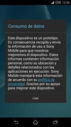 Activa el equipo - Sony Xperia Z2 D6503 - Passo 12