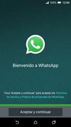 Configuración de Whatsapp - HTC One A9 - Passo 4