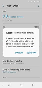 Desactiva tu conexión de datos - Samsung Galaxy S9 - Passo 6