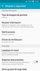 Desbloqueo del equipo por medio del patrón - Samsung Galaxy J3 - J320 - Passo 5