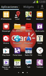 Configura el Internet - Samsung Galaxy Win - I8550 - Passo 19