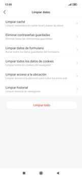 Limpieza de explorador - Xiaomi Redmi Note 7 - Passo 7