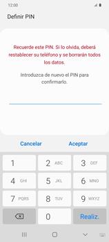 Cómo configurar el Face ID - Samsung Galaxy S20 - Passo 11