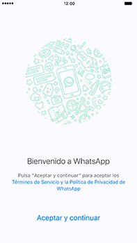 Configuración de Whatsapp - Apple iPhone 7 Plus - Passo 6