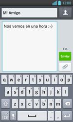 Envía fotos, videos y audio por mensaje de texto - LG Optimus L 7 II - Passo 8