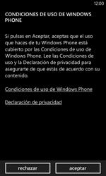 Activa el equipo - Nokia Lumia 1020 - Passo 4