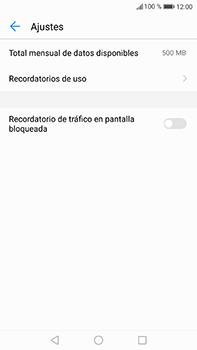 Desactivación límite de datos móviles - Huawei P10 Plus - Passo 5