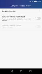 Comparte la conexión de datos con una PC - Huawei Y6 - Passo 5