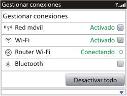 Configura el hotspot móvil - BlackBerry Curve 9320 - Passo 10