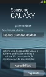 Activa el equipo - Samsung Galaxy Win - I8550 - Passo 5