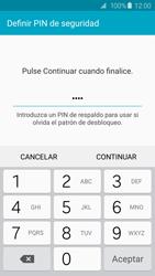 Desbloqueo del equipo por medio del patrón - Samsung Galaxy S6 Edge - G925 - Passo 12