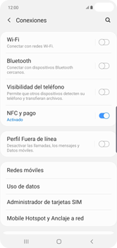 Conecta con otro dispositivo Bluetooth - Samsung S10+ - Passo 5