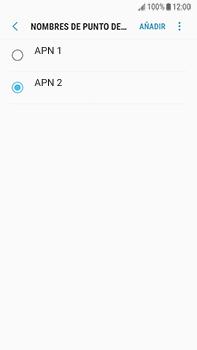 Configura el Internet - Samsung Galaxy J7 Prime - Passo 18
