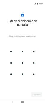 Desbloqueo del equipo por medio del patrón - Motorola One Vision (Single SIM) - Passo 9