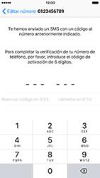 Configuración de Whatsapp - Apple iPhone 7 - Passo 10