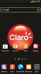 Configura el hotspot móvil - Samsung Galaxy S4 Mini - Passo 1
