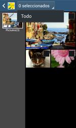 Transferir fotos vía Bluetooth - Samsung Galaxy Trend Plus S7580 - Passo 8