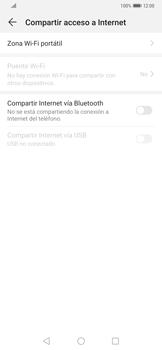 Comparte la conexión de datos con una PC - Huawei Mate 20 Pro - Passo 5