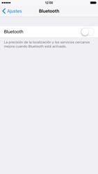 Conecta con otro dispositivo Bluetooth - Apple iPhone 6 - Passo 4