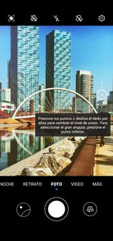 Cómo obtener informaciones con AI Lens - Huawei P40 Lite - Passo 5