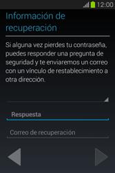 Crea una cuenta - Samsung Galaxy Fame GT - S6810 - Passo 15
