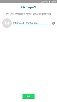 Configuración de Whatsapp - Samsung Galaxy A7 2017 - A720 - Passo 12