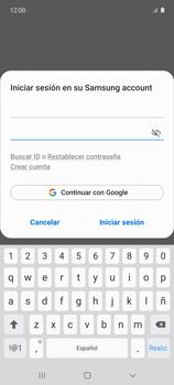 Cómo habilitar la función Bloqueo de aplicaciones - Samsung Galaxy A51 - Passo 8