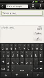 Envía fotos, videos y audio por mensaje de texto - HTC ONE X  Endeavor - Passo 10