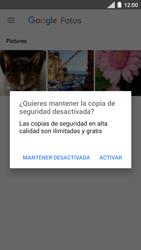 Transferir fotos vía Bluetooth - Motorola Moto C - Passo 5