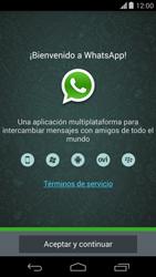 Configuración de Whatsapp - Motorola Moto X (2a Gen) - Passo 4