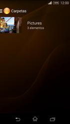 Transferir fotos vía Bluetooth - Sony Xperia E3 D2203 - Passo 6