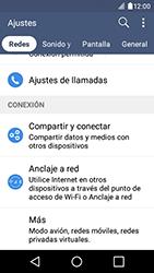 Configura el hotspot móvil - LG K4 - Passo 4