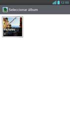 Envía fotos, videos y audio por mensaje de texto - LG Optimus G Pro Lite - Passo 15