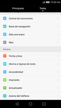 Actualiza el software del equipo - Huawei G8 Rio - Passo 4