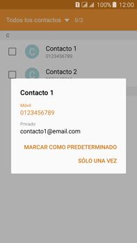 Envía fotos, videos y audio por mensaje de texto - Samsung Galaxy J7 - J700 - Passo 7