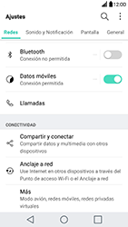 Configura el Internet - LG G5 - Passo 3