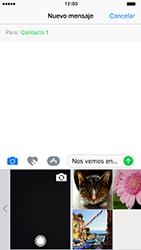 Envía fotos, videos y audio por mensaje de texto - Apple iPhone 7 - Passo 9